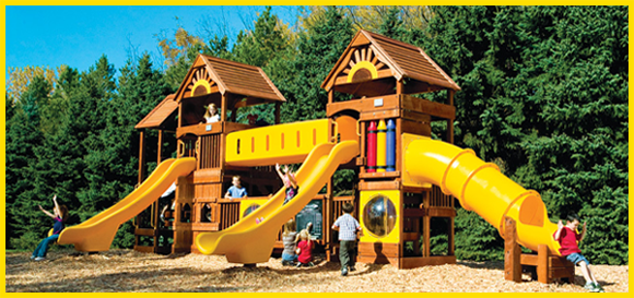 Commercial Swings Sets In Raleigh Nc Rainbow Play Systems