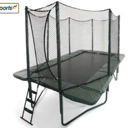 PowerBounce Rectangular Trampoline